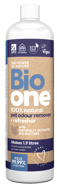 Bio one Natural Enzyme Pet Odour Remover 250ml